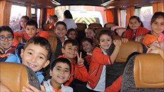 İstanbul Şişli Gülbağ Selim Sırrı Tarcan İlkokulu 2/E Sınıfının Meşe Palamudu... izle