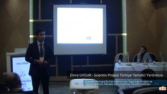 FATİH ETZ 2016 :  Emre UYGUR - Scientix Projesi Türkiye Temsilci Yardımcısı- Scientix... izle