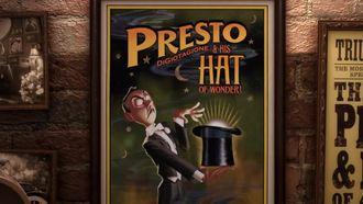 Bilişim Teknolojileri ve Yazılım - Örnek Animasyon: PRESTO izle
