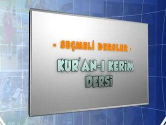 Kur'an-ı Kerim izle