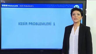 Kesir Problemleri 1 izle