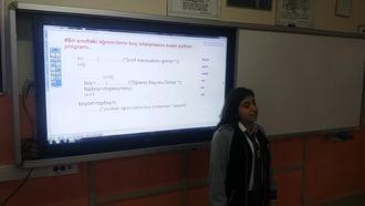 Bilgisayar Bilimi Döngü Yapısı, Elazığ Lisesi izle