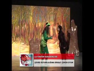 La Fonten Karadeniz'de (01.11.2012) izle