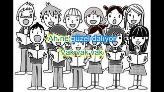 Hayvanlar(4. Sınıf Şarkıları) izle