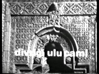 Divriği Ulu Cami (1972) izle