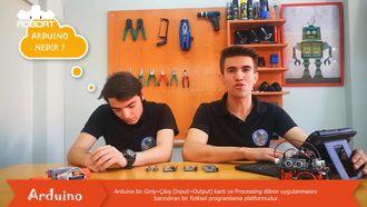 Arduino Öğreniyoruz (Arduino Nedir? Nasıl Çalışır?) izle