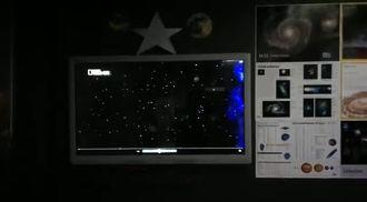 Şanlıurfa Hilvan 75. Yıl Ortaokulu Uzay ve Astronomi Dersliği izle