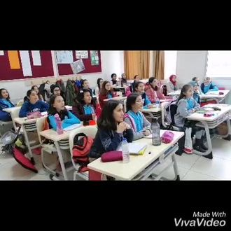 3-E Enjoy English Effectively adlı e-twinning projesi Daily Routine Şiiri izle