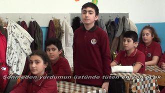 12 Mart İstiklal Marşı'nın Kabulü - Türk İsveç Kardeşlik Ortaokulu izle