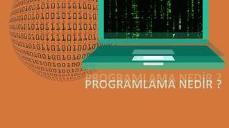 Kodlama Programlama Nedir izle