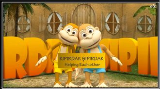 Kıpırdak Şıpırdak- Helping Each other izle