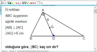 Kenarortay Kavramı Ve Kenarortay Teoremi 15 izle