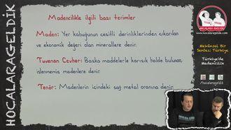 Türkiye'de Madencilik izle