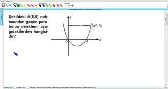 Parabol Maksimum Minimum Problemleri ve Denklem Oluşturma 17 izle