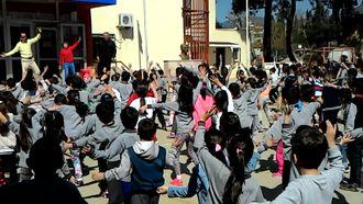 Sağlıklı Çocuk Zinde Okul Etkinliği izle