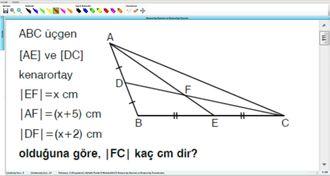 Kenarortay Kavramı Ve Kenarortay Teoremi 9 izle