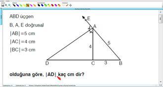 Açıortay ve Açıortay Teoremleri 17 izle