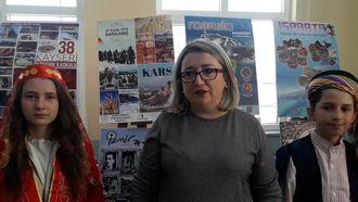 Saffet Şeker Ortaokulu 81 iliz Proje Sergisi izle