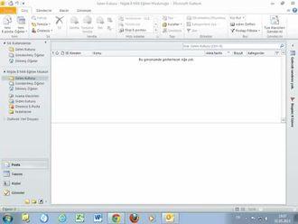 Ders 4.4 MEB E-Posta Outlook 2010'da E-Posta Gönderme, Alma ve Pratik Bilgiler izle
