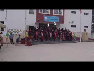 İzmir - Karaburun, Karaburun Ortaokulu Mezuniyet Töreni izle