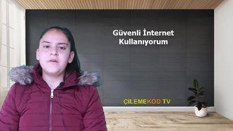 ÇilemeKOD TV Güvenli İnternet Kullanıyorum Videosu izle