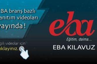 EBA Branş Bazlı Tanıtım izle