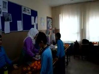 6.sınıf Arapça Ders İşlenişi izle