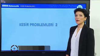 Kesir Problemleri 2 izle