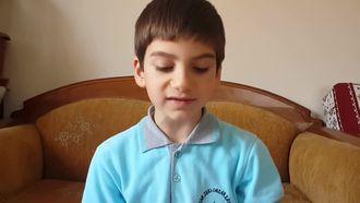 2.Sınıf öğrencisi Sait Salih Ugar /  Çarpma Problemleri izle