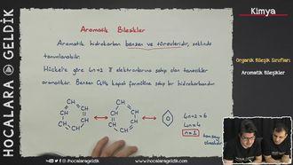 Aromatik Bileşikler izle