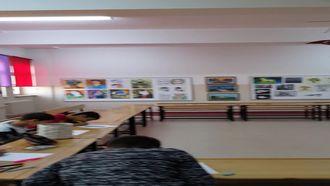 Battalgazi Mevlana Ortaokulu Görsel Sanatlar Atölyesi izle
