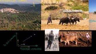 Bir Hektarlik Toprağın İşlenmesi İçin Gerekli Enerji izle