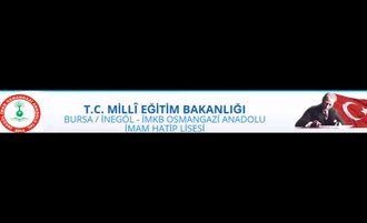 İnegöl İMKB Osmangazi Anadolu İmam Hatip Lisesi izle