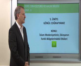 İslam Medeniyetinin Farklı Coğrafyalardaki İzleri 1 izle