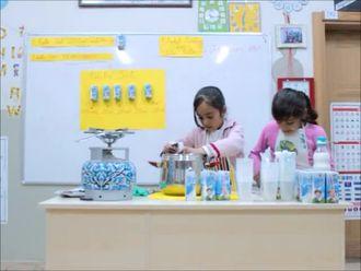 Okul Sütlerinden Puding Yapımı ( mililitre ve litre kavramları ) izle