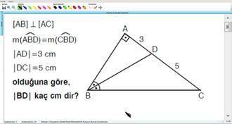 Açıortay Ve Açıortay Teoremleri 5 - EBA BİLİŞİM ORHAN BEY izle
