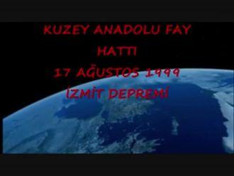 KUZEY ANADOLU FAY HATTI-1999 GÖLCÜK DEPREMİ izle