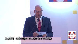 Açılış Konuşması; Dinçer ATEŞ - YEĞİTEK Genel Müdürü izle
