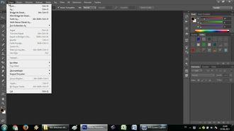 photoshop : desen tanımlama izle