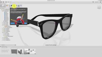 Fusion 360 Eğitimi - 48 Texture Map Controls ile Kaplama İzdüşümlerini Ayarlama izle