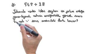 5. sınıf matematik TOPLAMA VE ÇIKARMA İŞLEMİNİN SONUCUNU TAHMİN ETME konu anlatım... izle