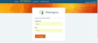 eTwinning'de etkinliğe katılma izle