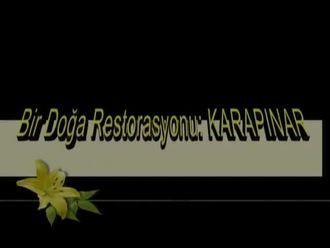 Bir Doğa Restorasyonu; Karapınar izle