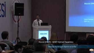 FATİH ETZ 2016:  Murat ENGİN - SEBİT Eğitsel Tasarımcı-  Teknoloji ile Dönüşen Ö... izle
