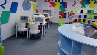 Arnavutköy Piri Reis ilkokulu Z-kütüphane açıldı. izle