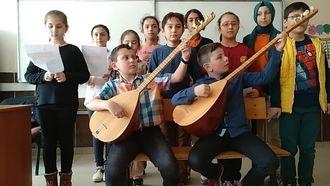 Çarşamba Anafartalar Ortaokulu çanakkale türküsü  koro çalışması izle