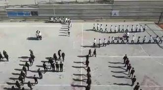 """Isparta Halıkent Anadolu Lisesi öğrencileri """"18 Mart"""" koreografisi hazırladı izle"""