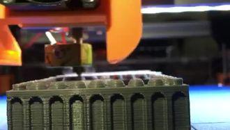 Dİyarbakır Lice Ahmet Toprak ÇPAL 3D Yazıcı Projesi izle