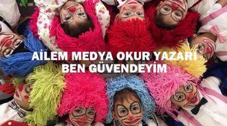 Ailem Medya Okur Yazarı Ben Güvendeyim, Erzincan/Merkez Zübeyde Hanım Anaokulu izle