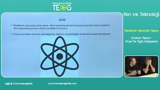 Atomun Yapısı - Atom İle İlgili Gelişmeler izle